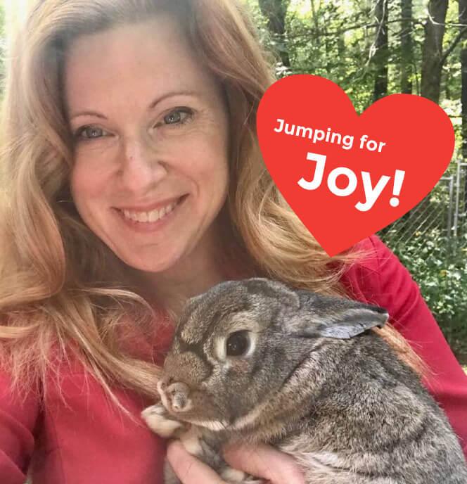 Jumping for Joy! Harmony Fund's e-newsletter