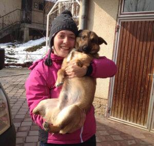 Naida Kaltak, Bosnian rescuer